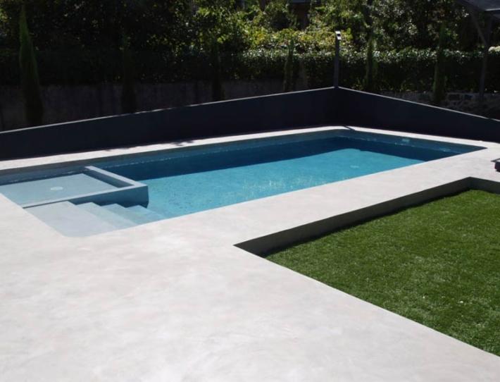 Summerglass cortinas de cristal cerramientos pergolas - Microcemento para piscinas ...